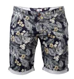 Jack & Jones - Bowie Hawaii Print Shorts (1)